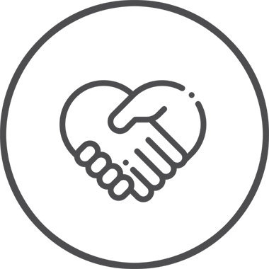 Promoting Community Health & Wellness icon